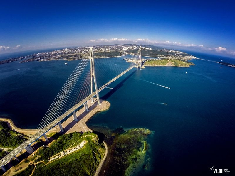 7. Русский мост.