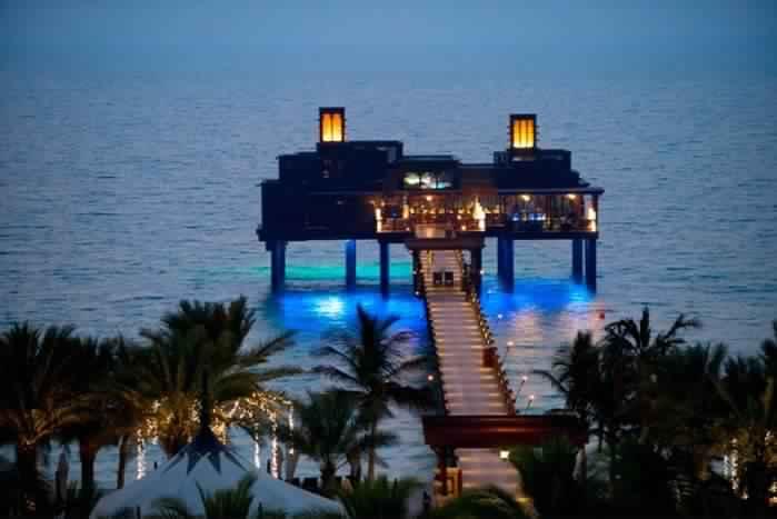 10. Ресторан Pierchic, Дубай, ОАЭ.