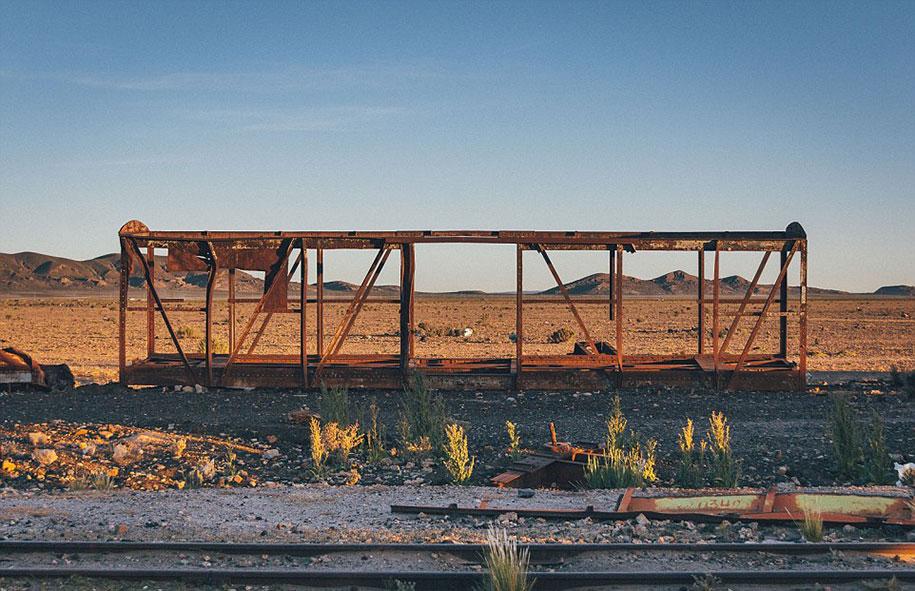 12. Некоторые поезда были построены еще в начале 19 века.