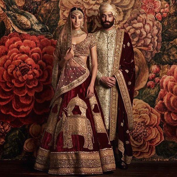 1. Свадьба в Индии.