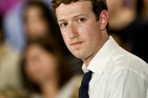 9. Марк Цукерберг.