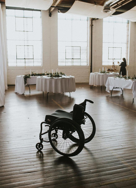 19. Теперь Джеки намерена еще более усердно работать над собой, чтобы в будущем навсегда отказаться от инвалидного кресла.