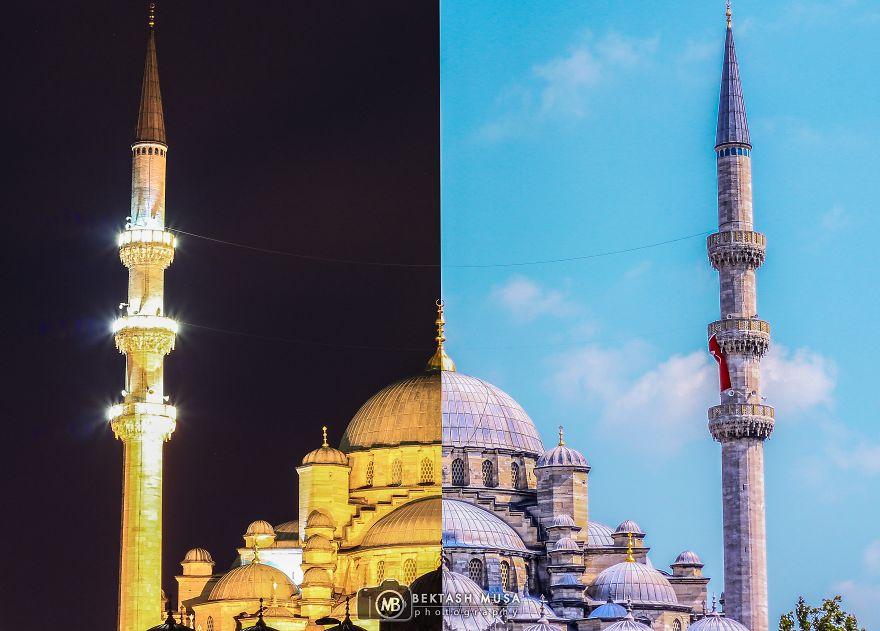 8. Новая мечеть (мечеть Валиде Султан).