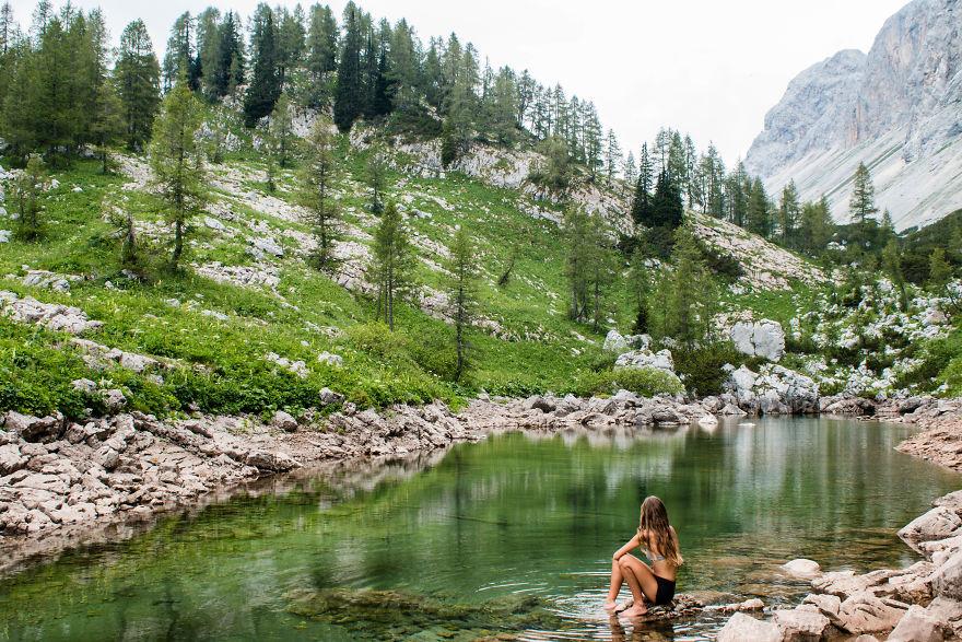 15. Долина семи озер, Национальный парк Триглав,Словения.