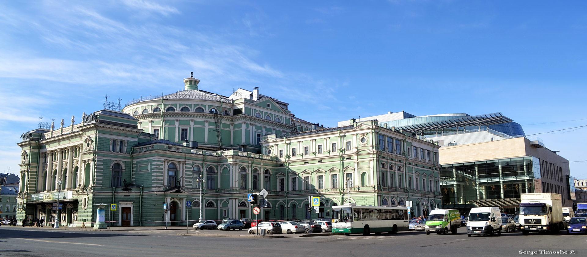 6. Мариинский театр в Санкт-Петербурге является одним из самых известных театров оперы и балета не только в России, но и во всем мире. Год основания – 1783.