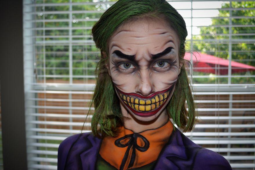 3. Джокер.