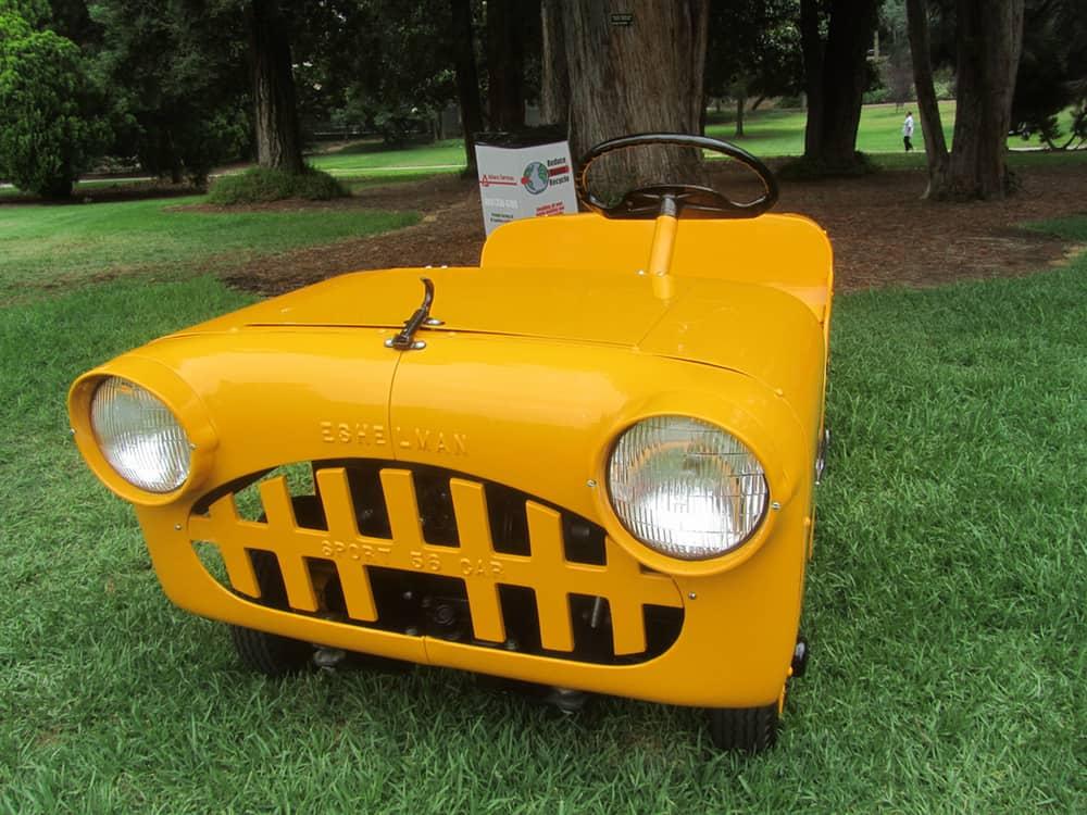 14. Eshelman Sport Car De Luxe.