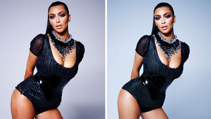 12. Ким Кардашьян.