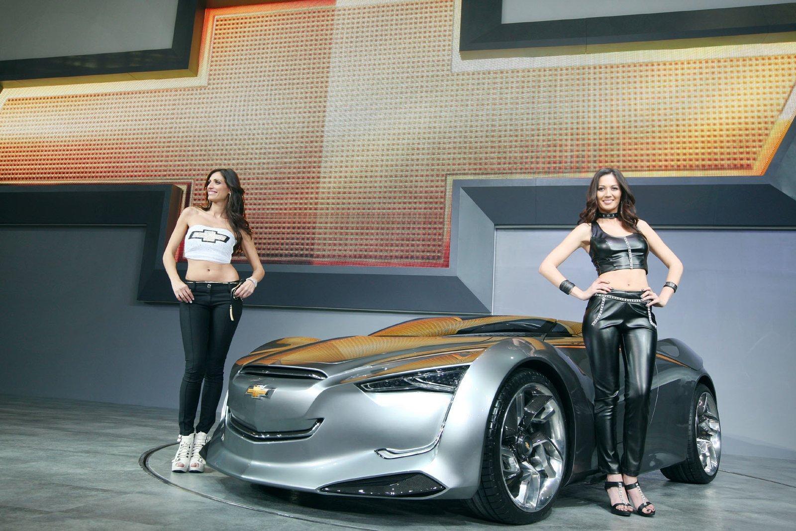 4. Chevrolet Mi-Ray.
