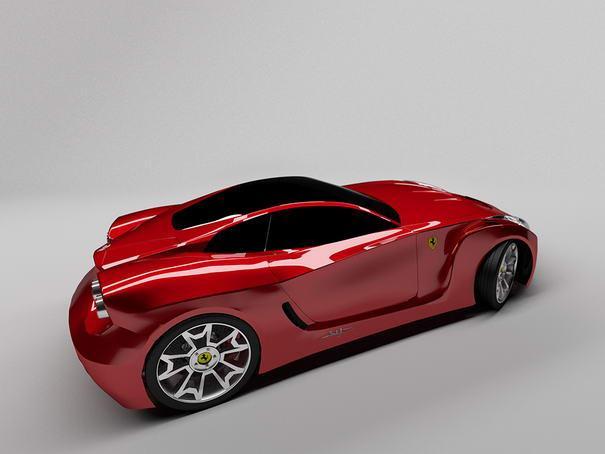 8. Ferrari Fx1 RR.