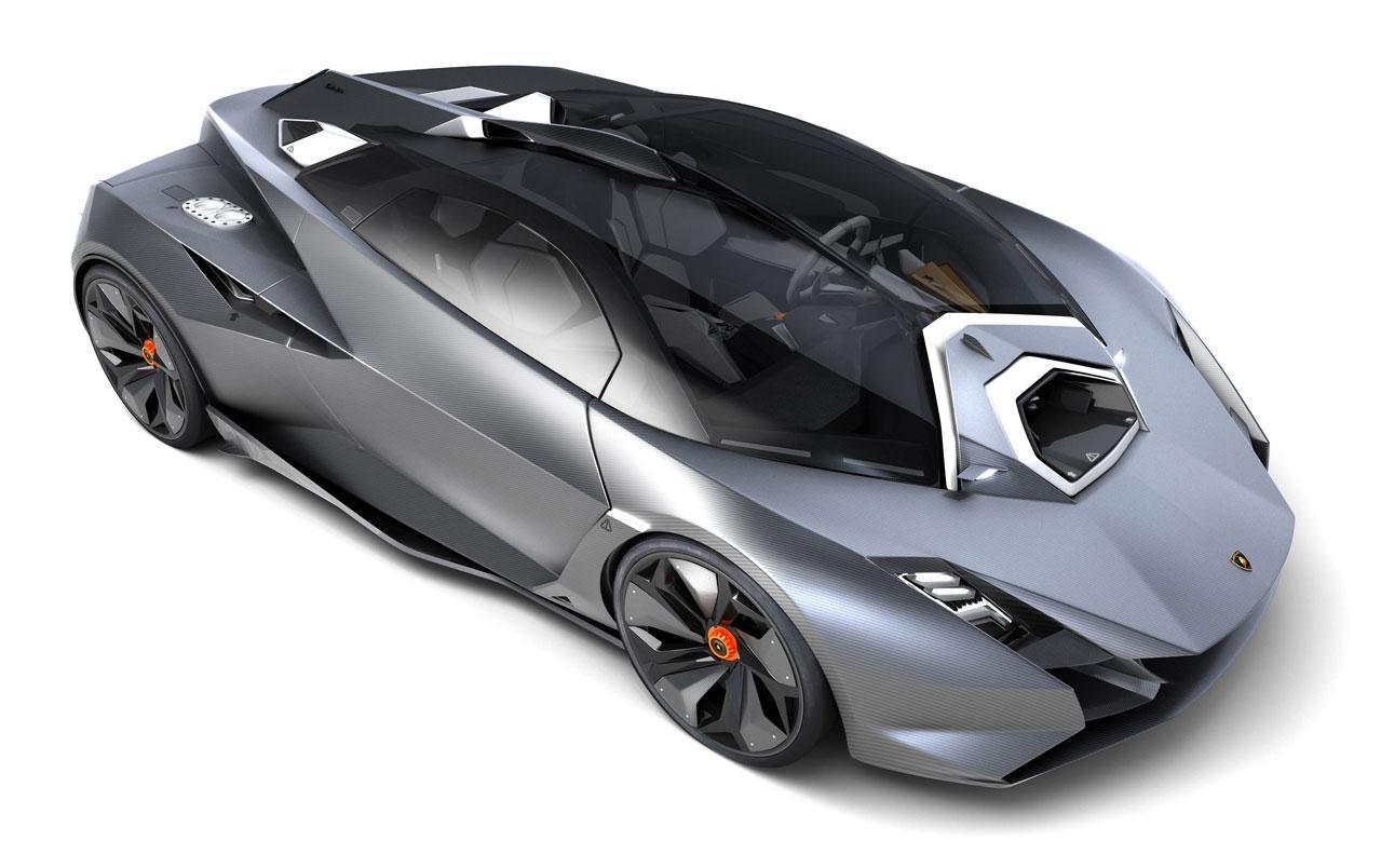 9. Lamborghini Perdigón