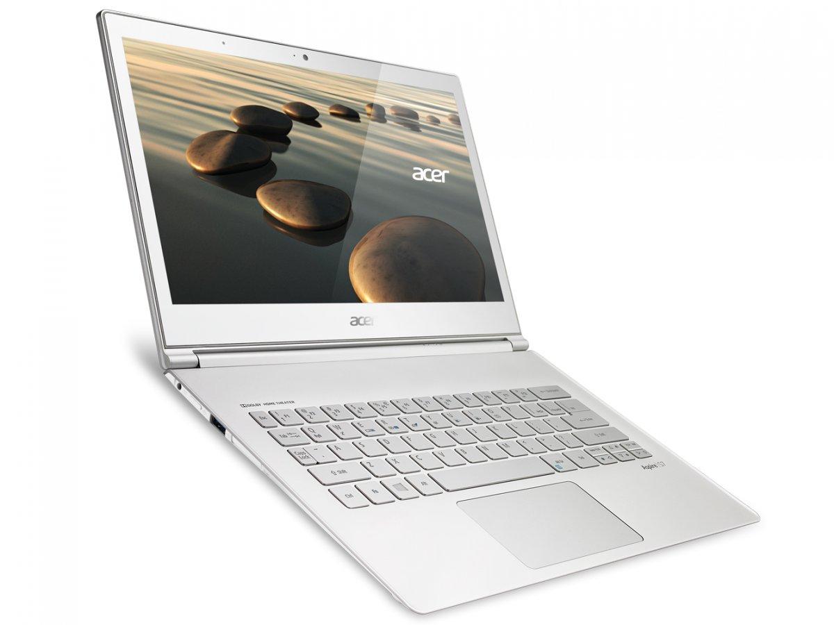 5. Acer Aspire S7. Максимальная толщина 1,27 см.
