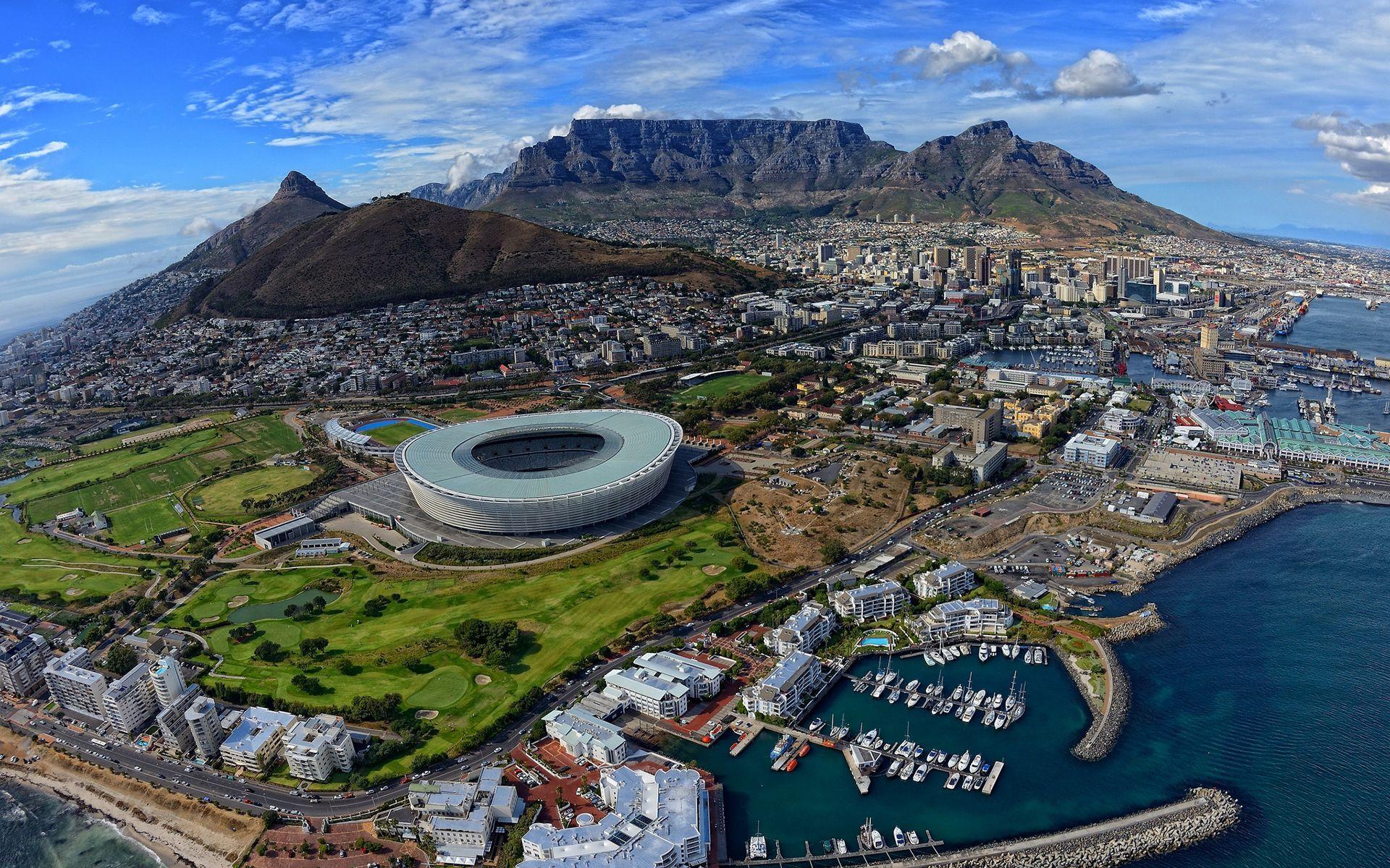 2. Кейптаун.