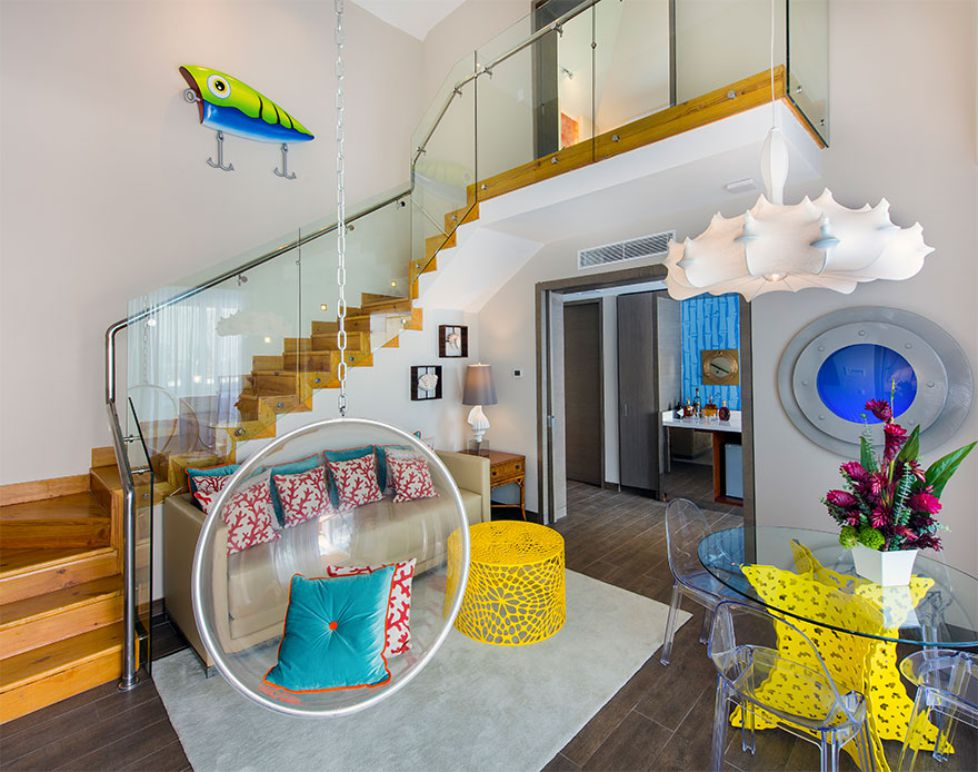 3. Благодаря Nickelodeon вы сами сможете пожить в таком доме.