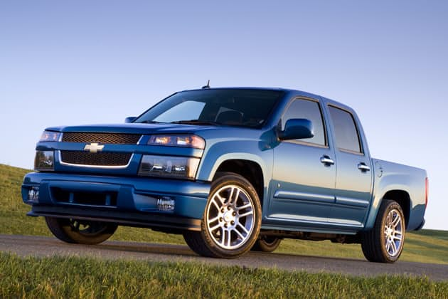 5. Chevrolet Colorado.