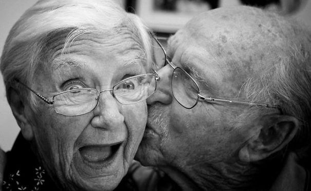 14. Поцелуй.
