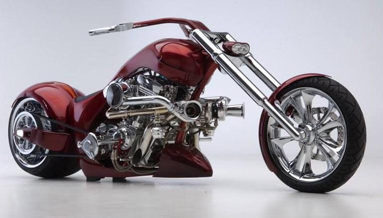 12. Carl Brouhard Roadster.