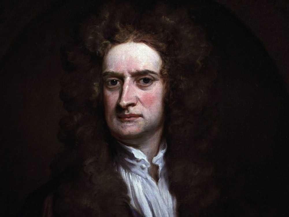 13. Исаак Ньютон пробовал пойти по стопам отца и стать фермером, но не преуспел в этом деле.