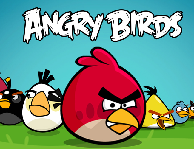 1. Angry Birds