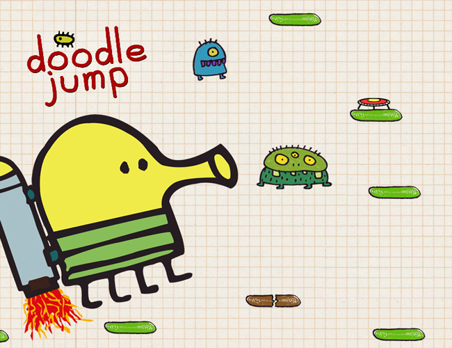 4. Doodle Jump