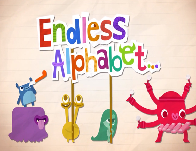 6. Endless Alphabets.