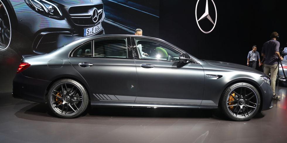 6. Mercedes-AMG E63 S.