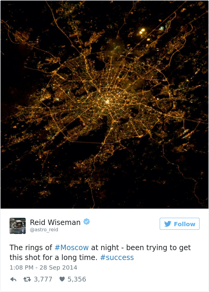 2. Ночная Москва.