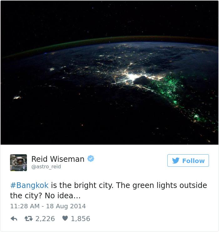 3. Зеленые огни Бангкока.