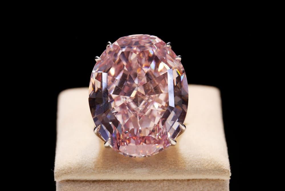 11. Кольцо «Розовая звезда». $72 млн.