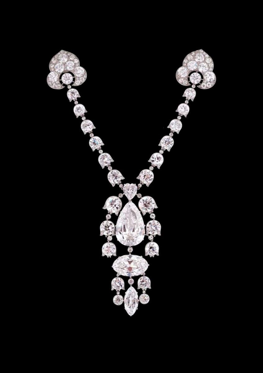 7. Бриллиантовая брошь Cartier 1912 года. $17,6 млн.