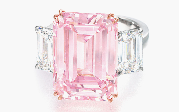 8. The Perfect Pink Diamond. $23,2 млн.