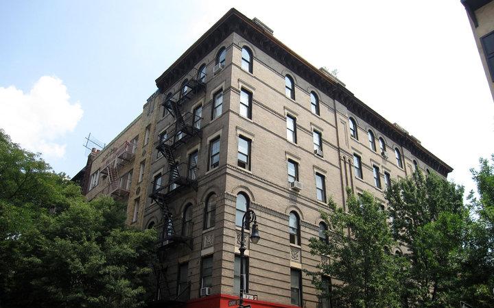 8. «Друзья»: квартира Моники и Рейчел, Нью-Йорк, США.