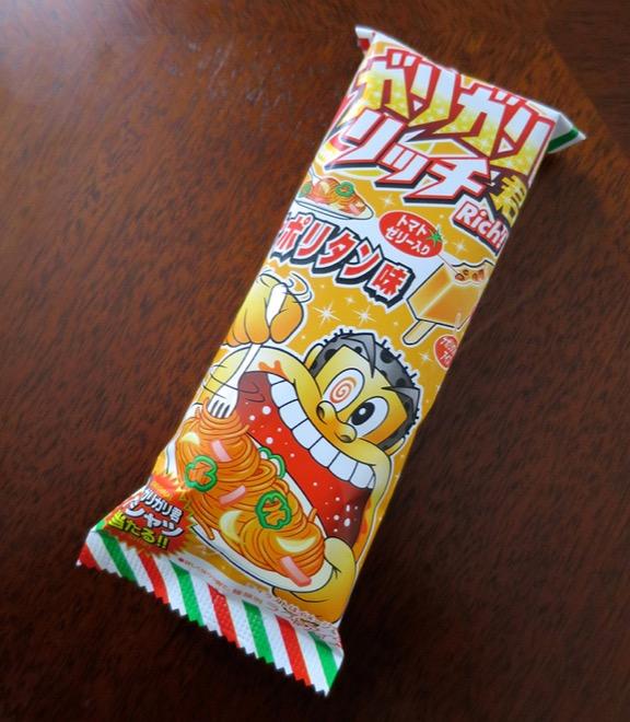 7. Япония. Эскимо со вкусом спагетти.