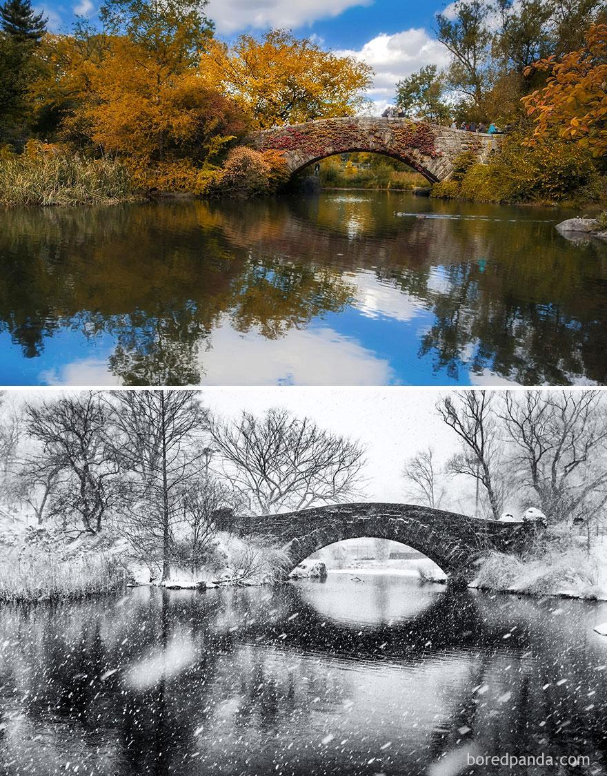 15. Центральный парк, Нью-Йорк, США.