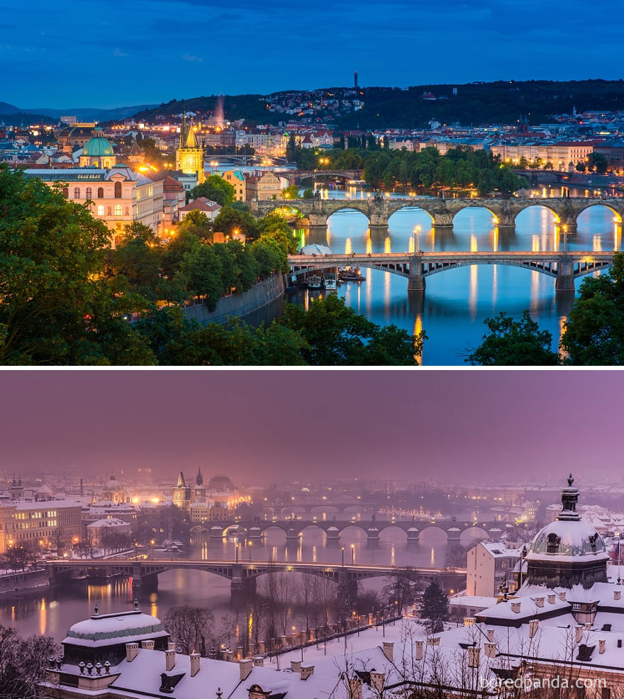 17. Прага, Чехия.
