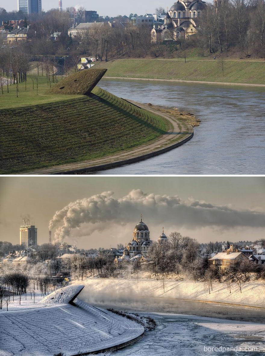 8. Вильнюс, Литва.