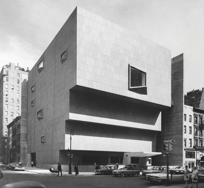 5. Музей американского искусства Уитни, Нью-Йорк, США.