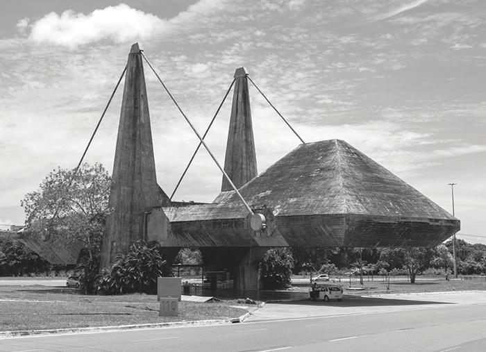 9. Административный центр Баия, Бразилия.