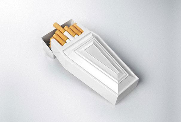 12. А это скорее антиреклама табачных изделий.