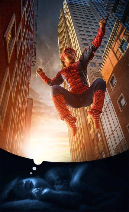 2. Супергерой.