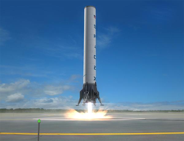 10. Многоразовые ракеты.
