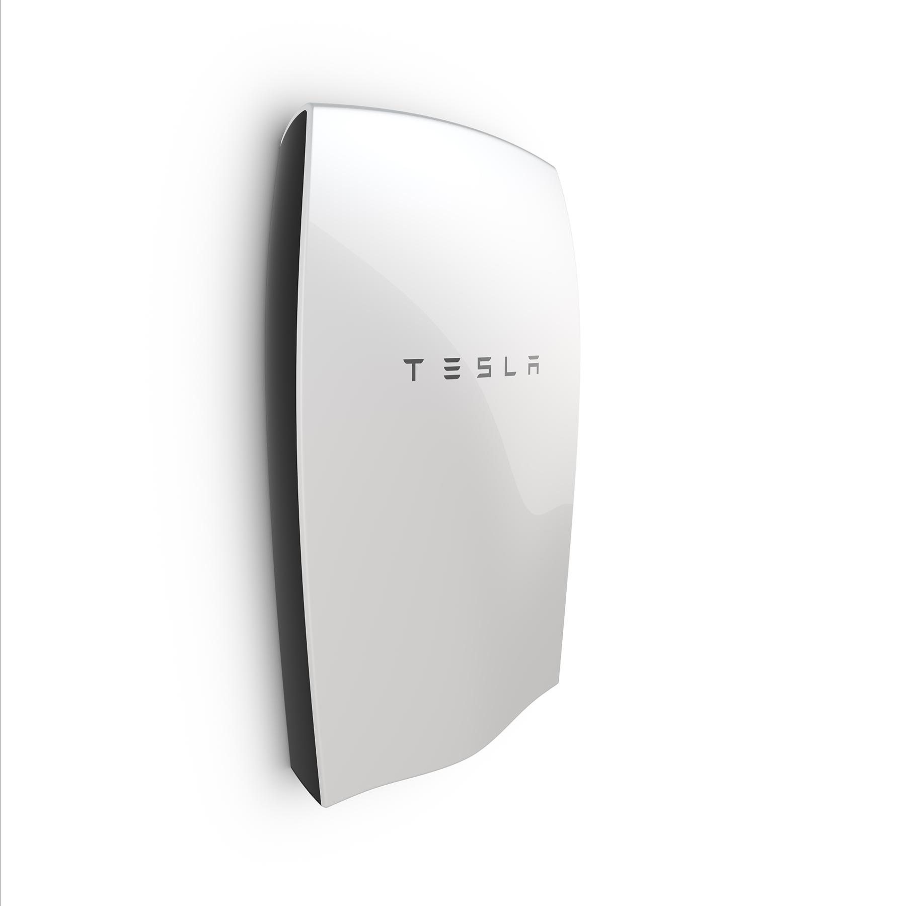 13. Батарея Tesla Power Wall.