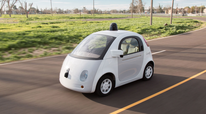 2. Беспилотные автомобили.