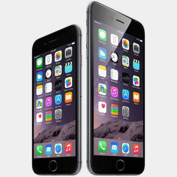 25. Смартфоны iPhone.