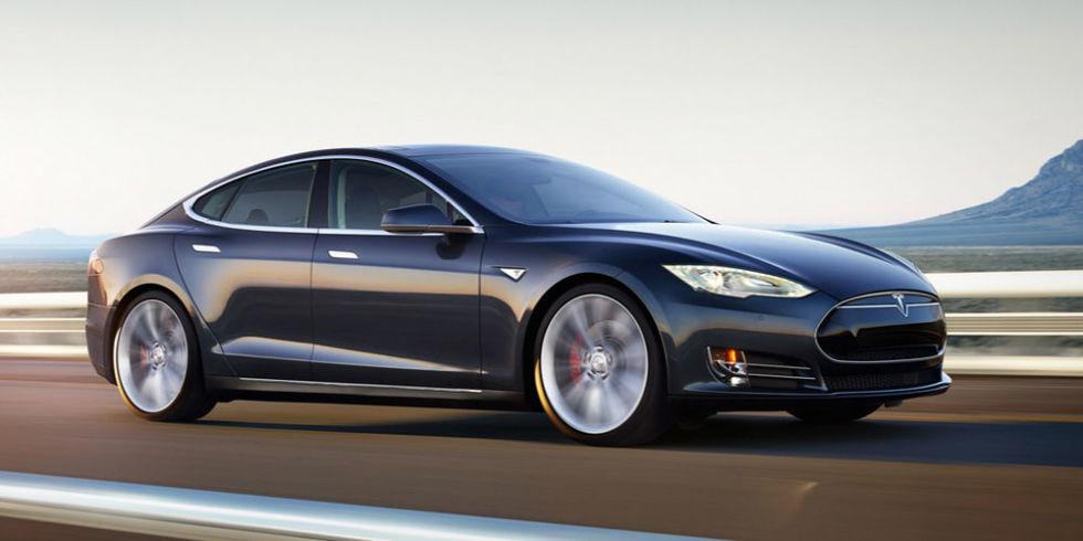 5. Электромобили Tesla.