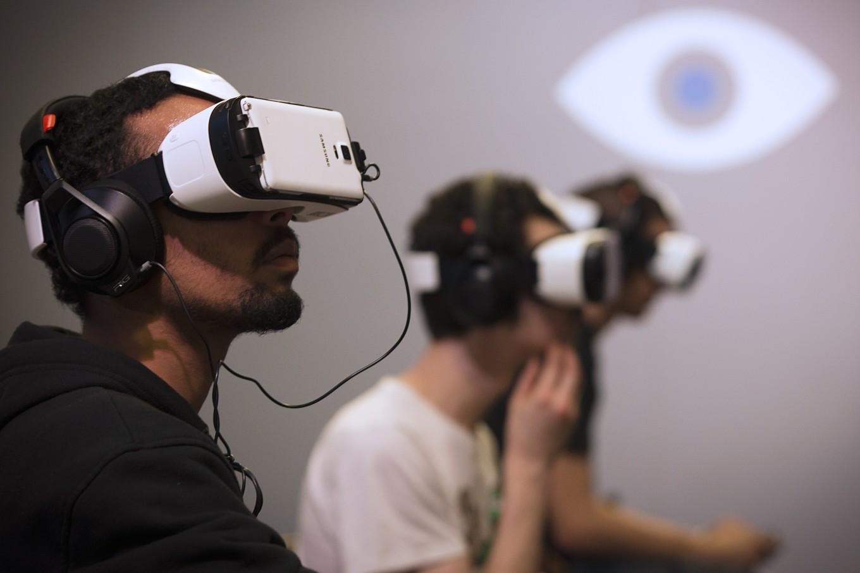 9. Технология виртуальной реальности.