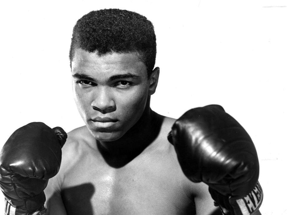 4. Мохаммед Али - один из самых известных боксёров в истории мирового бокса. Умер 3 июня 2016.