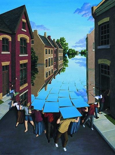 8. Наводнение.