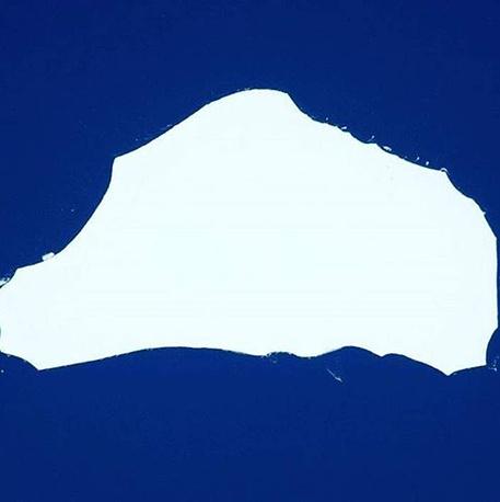 8. Айсберг в Антарктиде размером с Лондон.