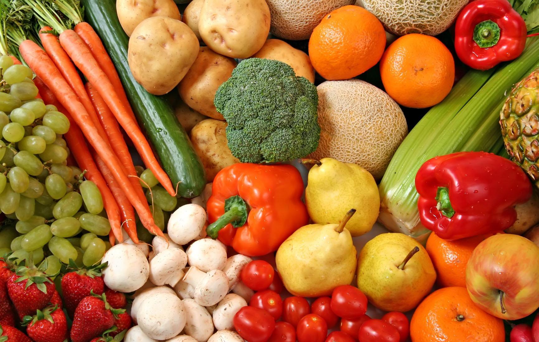 7. Аллергия на сырые фрукты и овощи.